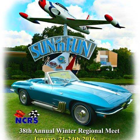NCRS Sun 'n Fun Regional Meet