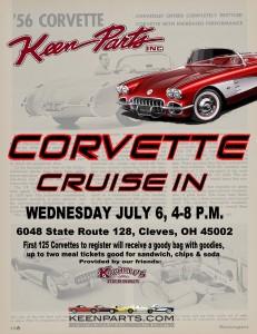 Corvette Cruise In