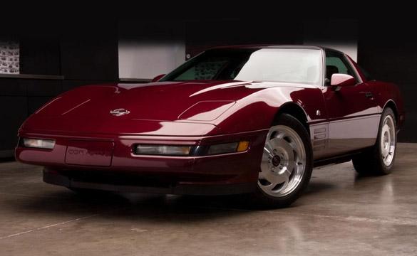 C4 Corvette Notes