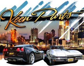 Keen Corvette Parts