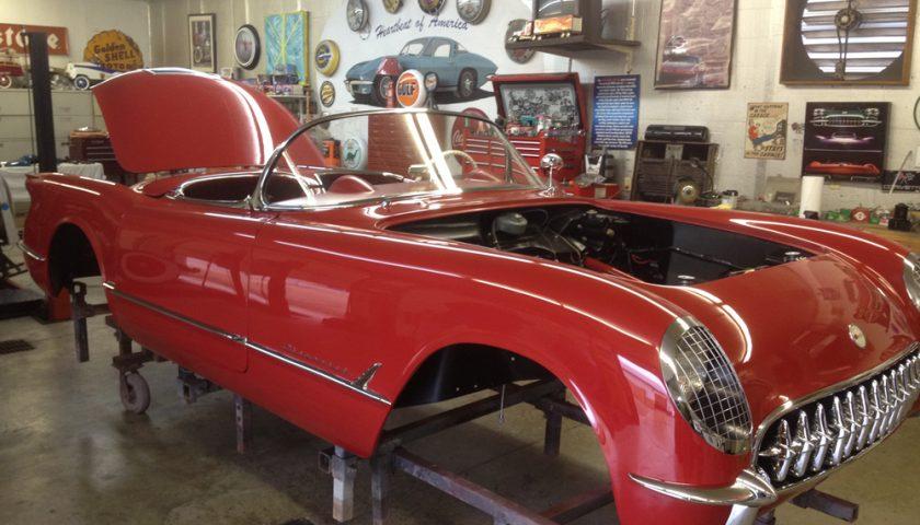 Corvette History