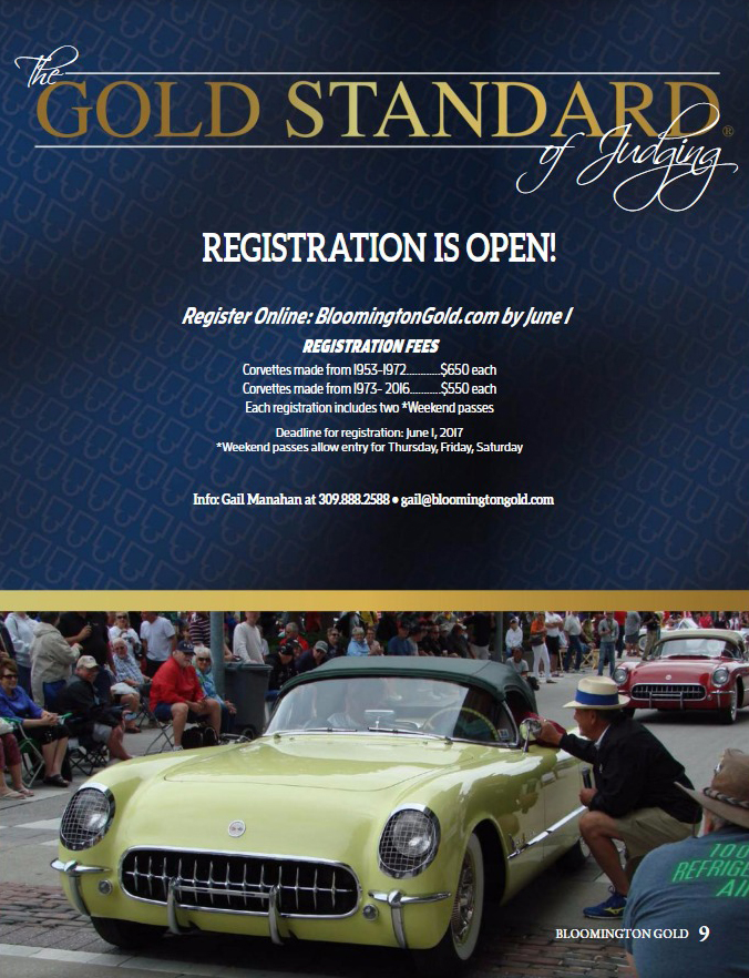 Bloomington Gold Program