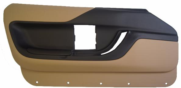 C4 Corvette Door Panel