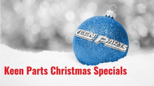 Keen Parts Corvette Christmas Specials