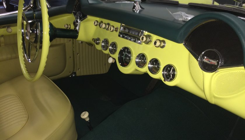 After Corvette restoration