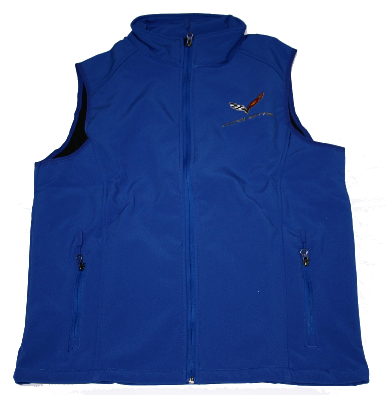 Corvette Logo Vest