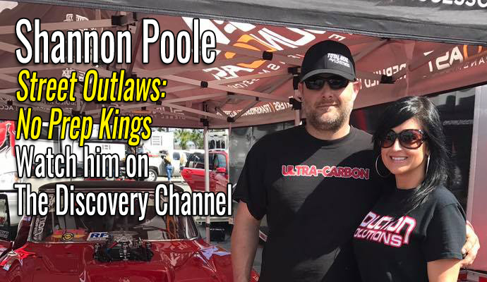 Keen Parts helps Street Outlaws star Shannon Poole in new TV series