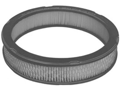 1970-1974 Corvette Air Cleaner Filter With Dual Snorkel Air Cleaner