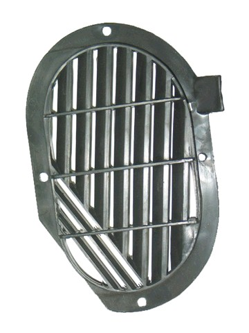 1963-1967 Corvette Fresh Air Vent Grille RH