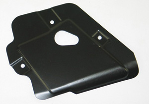 1963-1965 Corvette Door Front ACcess Plate (small LH)
