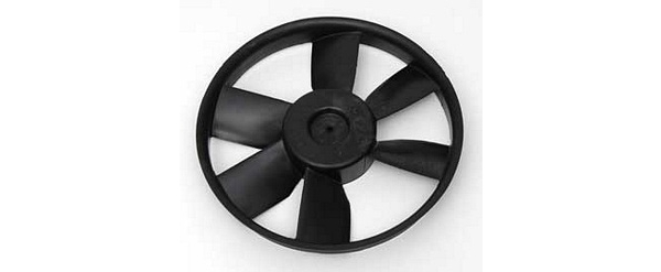 Corvette Radiator Cooling Fan Blade Replacement 97-04