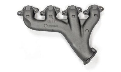 1970-1974 Corvette RH Exhaust Manifold - 2.5 Inch 454 Without A.i.r
