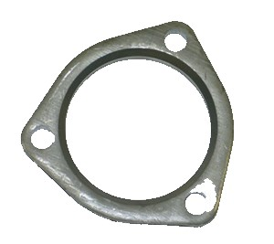 Corvette Exhaust Pipe Flat Flange - 2 1/2 Inch