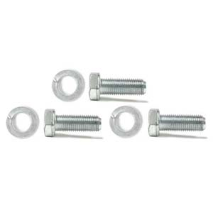 1962-1982 Corvette Small Block Harmonic Balancer Pulley Bolt Kit (3 Pcs) Le Headmark