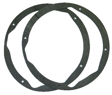 Corvette Headlight Bucket To Body Gasket 53-57