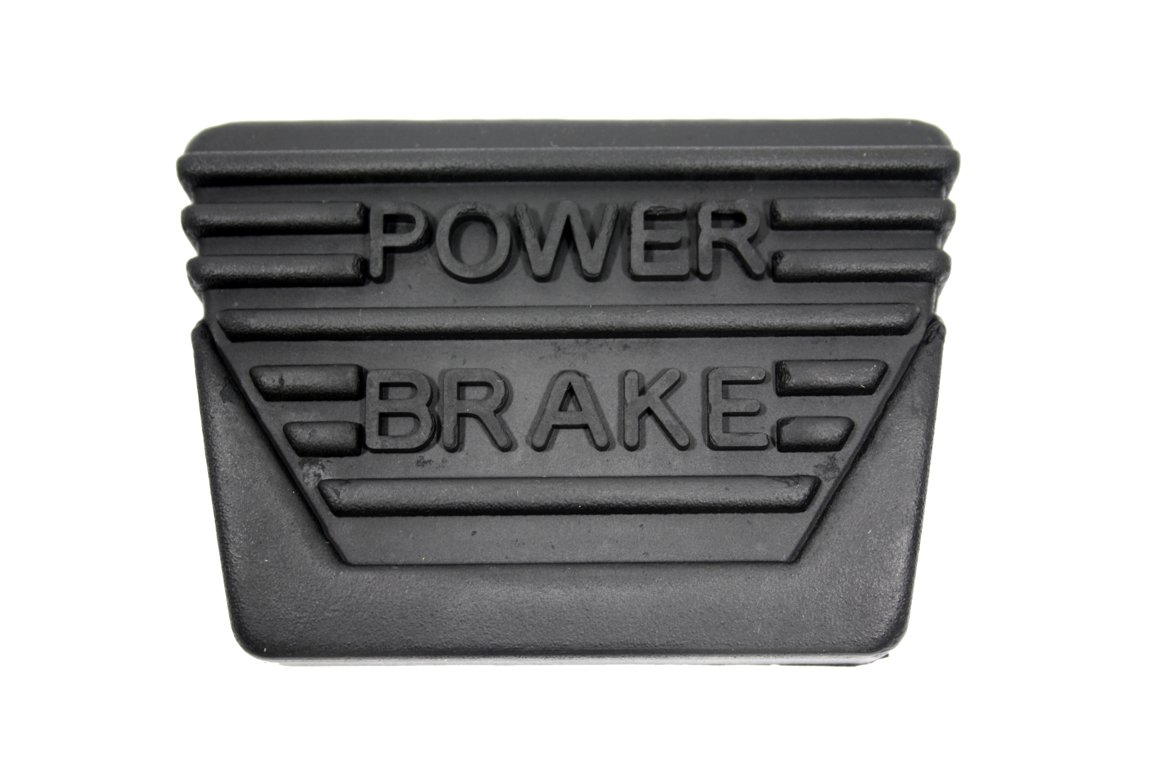 1963-1967 Corvette Brake Pedal Pad  With Power Brakes