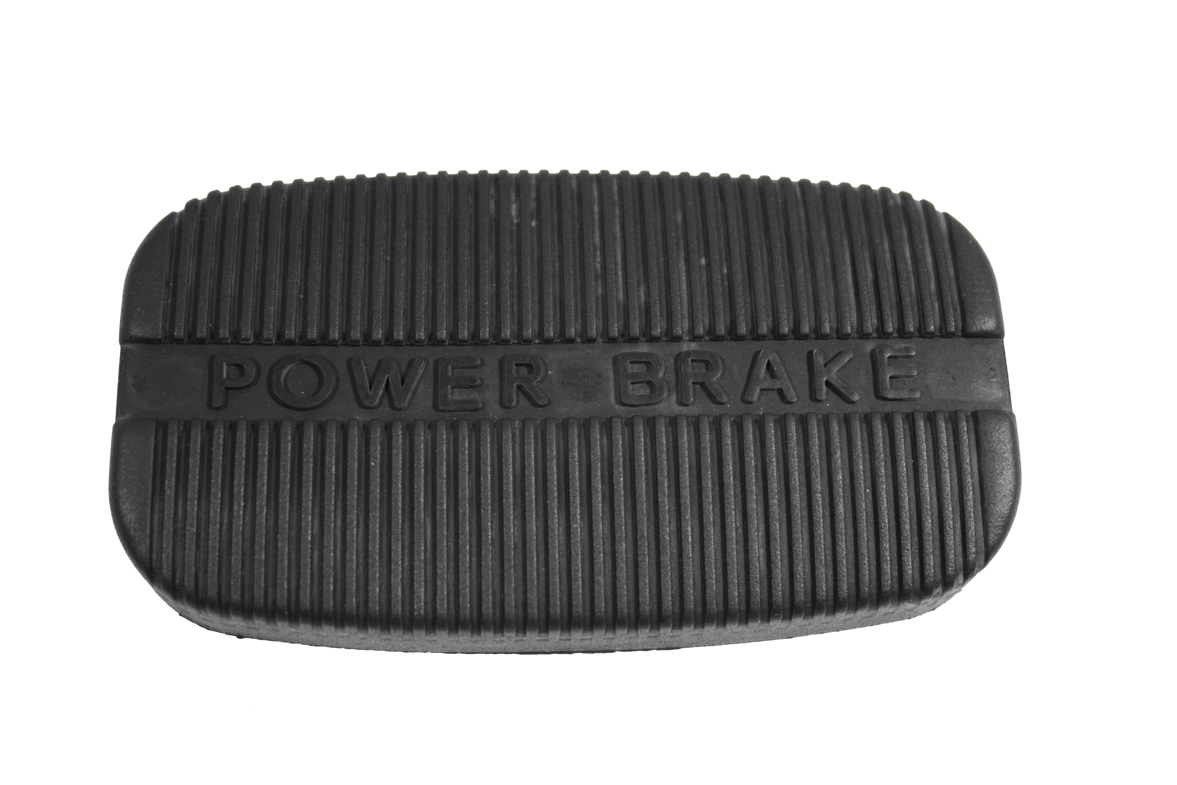 1963-1967 Corvette Brake Pedal Pad With Power Brakes & Automatic Transmission