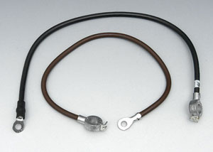 1962 Corvette Spring Ring Battery Cable Kit