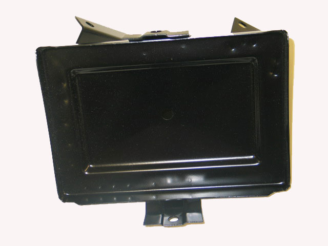 1963-1967 Corvette Battery Tray Kit With AC Or 396