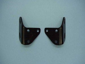 Corvette Softtop Inner Mount Bracket - Pair