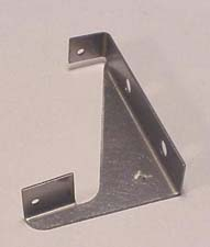 Corvette Auxiliary Grille Support Bracket (requires 2)