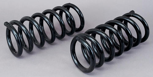 1966-1967 Corvette Front Coil Spring - Pair Big Block With AC  (correct Reproduction) GM# 3888251