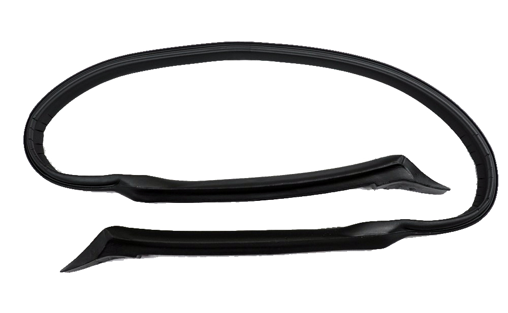 1984-1996 Corvette Roof & Rear Pillar Weatherstrip 84-96