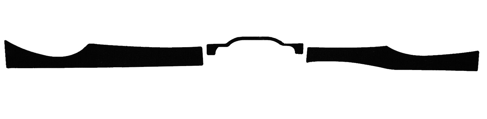 1984-1996 Corvette Hood Seal Kit