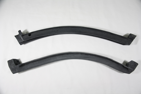 1984-1996 Corvette Roof Panel Weatherstrip - Pair