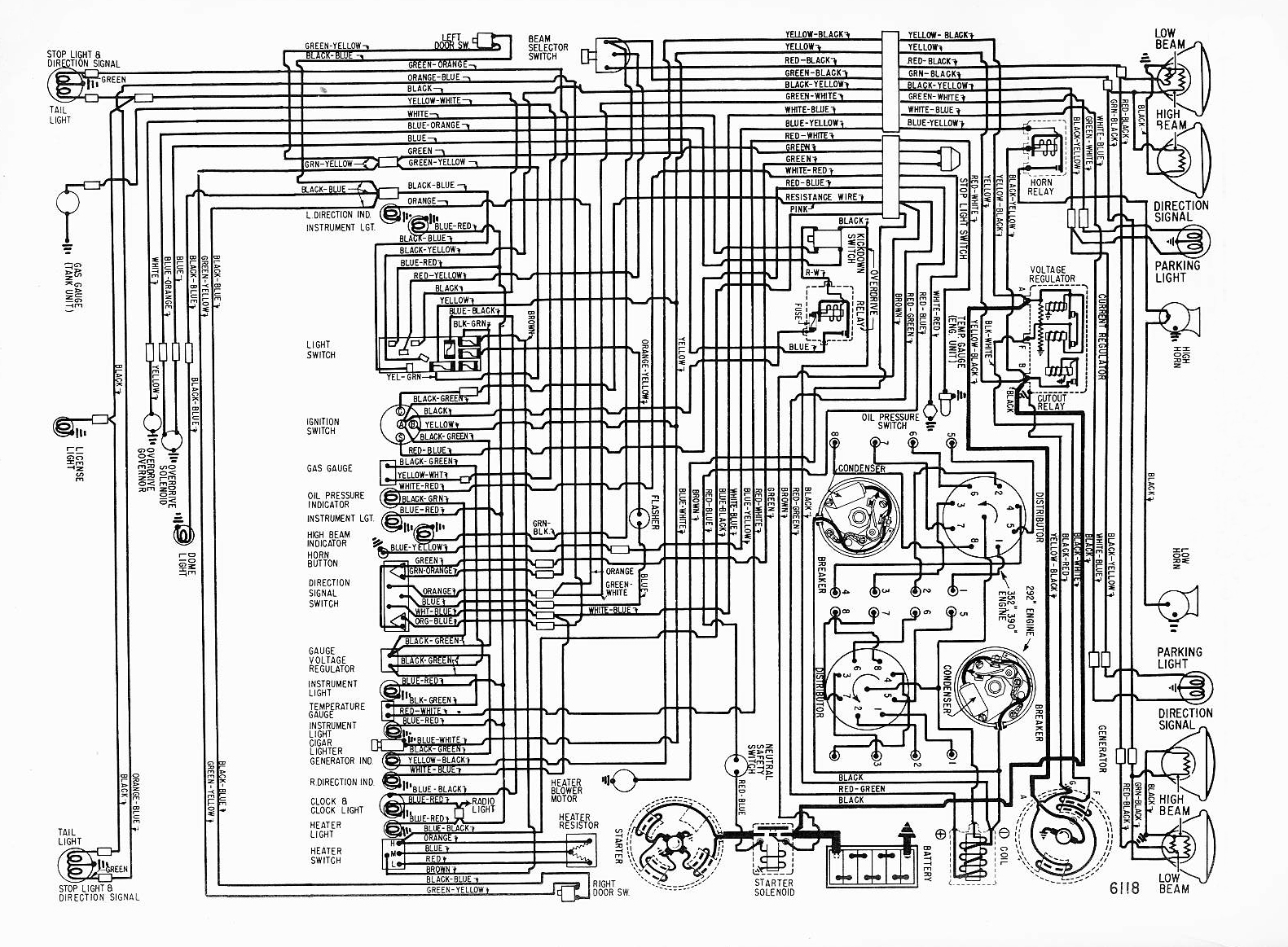 490221 keen corvette parts diagrams Single Phase Compressor Wiring Schematics at creativeand.co