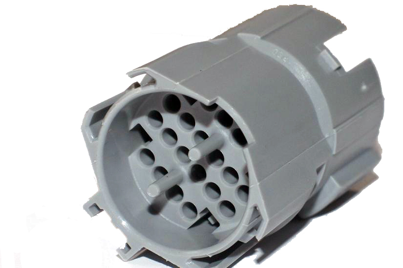 1989-2012 Corvette Connector/chassis Electrical