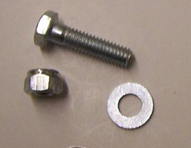 Corvette Pivot Bolt With Nut For Idler Lever