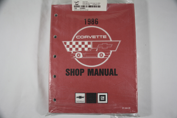 corvette parts diagrams accessories for c1 c2 and c3 rh keenparts com 1987 Corvette 1986 corvette owners manual