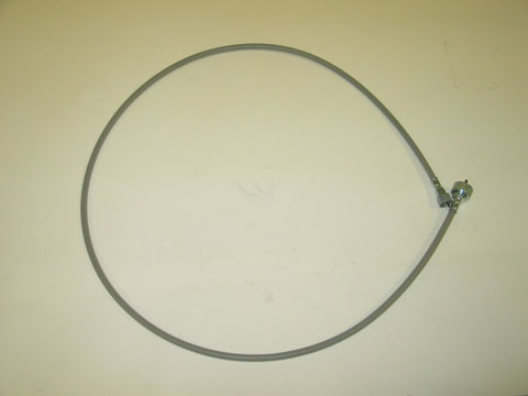 1963-1964 Corvette Speedometer Cable With Ivory Jacket (56 Inch)