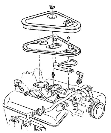 Air Cleaner - Carburetor