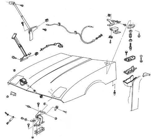 Corvette Parts Detail