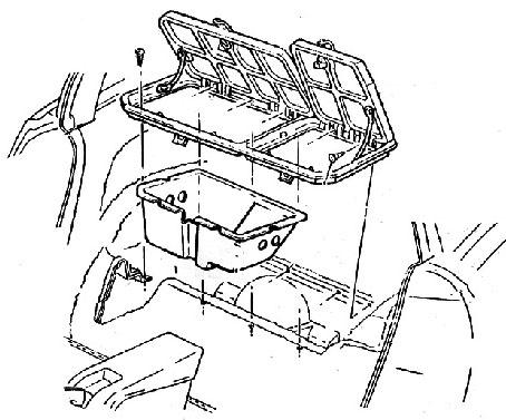 1984 Corvette Fuel Wiring Diagram