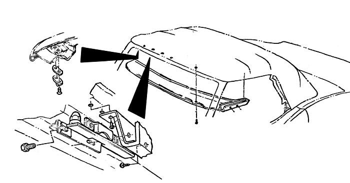 1971 corvette frame diagrams