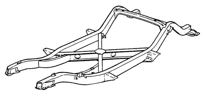 Corvette Parts Diagrams Accessories For C1 C2 And C3