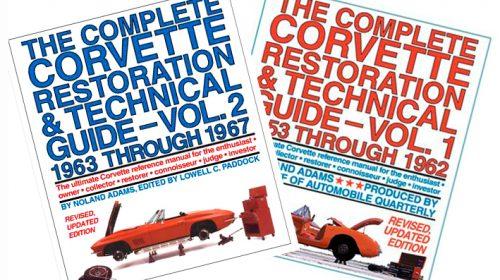 Noland Adams Technical Restoration Guides
